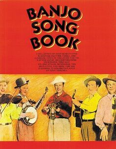 Banjo Song Book (TAB, with chord symbols), Tony Trischka