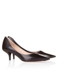 AG204 black leather