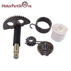 Kick Start Spindle Gear for Yamaha PW50 PW 50 PEEWEE Moto Dirt Bike ATV Motorcycle Accessories