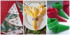 Ιδέες για να φτιάξετε σχέδια στις πετσέτες σας στο Χριστουγεννιάτικο τραπέζι(Video & Photo) Σε ένα στολισμένο Χριστουγεννιάτικο τραπέζι οι πετσέτες στα πιάτα είναι αυτές που κλέβουν την παράσταση… Και φυσικά δεν εννοώ τις απλές πετσέτεςπου βάζουμε στην καθημερινότητά μας ή και μέχρι σήμερα, αλλά αυτές τις πετσέτες που θα σας παρουσιάσουμε παρακάτω! Δείτε το σχέδιο …