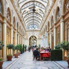 Galerie Vivienne, Street View, France, Small Places, Breezeway, Boutique Stores, Cairo, French