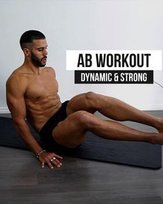 Fitness Workouts, Abs And Cardio Workout, Home Workout Men, Gym Workout Chart, Gym Workout Videos, Gym Workout For Beginners, Abs Workout Routines, Hard Ab Workouts, Exercise