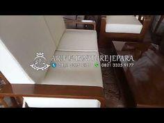 Model Kursi Tamu Minimalis Jati Jepara, Kursi Tamu Mebel Jepara, Hp, Wa 082133259177 - YouTube Home Decor, Decoration Home, Room Decor, Interior Decorating