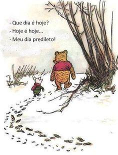 Ursinho Pooh <3