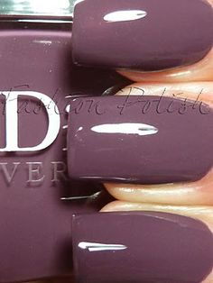 "Purple mix / Dior ""Rock Your Nails"" Collection"