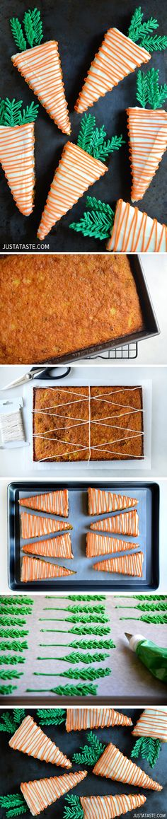 Pineapple Carrot Cak