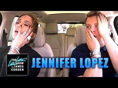 Jennifer Lopez Carpool Karaoke - YouTube