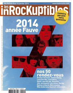 Les Inrockuptibles - N° 945 - Mercredi 8 Janvier 2014