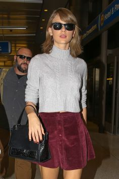 Taylor Swift Falda Pana