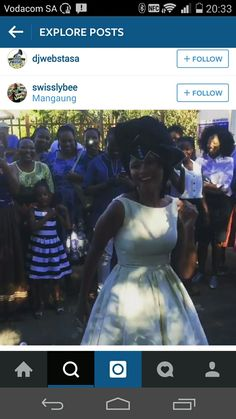 African Attire, African Dress, Xhosa, African Prints, Traditional Dresses, Wedding Ideas, Modern, Fashion, Moda