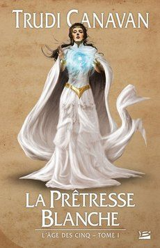 La Prêtresse blanche - Édition reliée