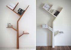 'Booktree' bookshelf