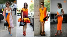 Miroslava Duma orange One Shoulder, Shoulder Dress, Duffy, Miroslava Duma, Ikon, Orange, Dresses, Fashion, Vestidos