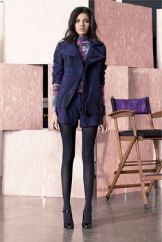 Calla - Collections Fall Winter 2012-13 - Shows - Vogue.it. Look 10.