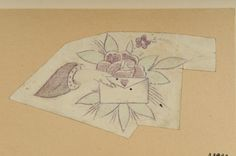 From the Maritime Museum´s  collection of approximately 170 original tattoos of the 1920s and 1930s.