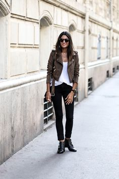 blog mode look jean noir