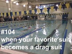 Swimmer Problems. Hated when this happened