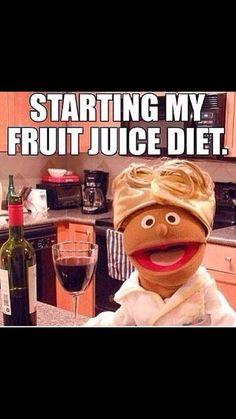 Wine = Grapes