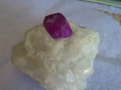 Ruby from Hunza Pakistan