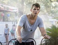 Matt Lanter in the new Star Crossed