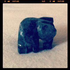 Dag 6: fotografeer iets kleins. #ietskleins #olifant #wijsheid via Instagram/@Ruben Boeren