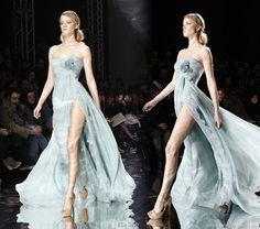 Elie Saab Spring/Summer 2010 Haute Couture | Wedding Inspirasi