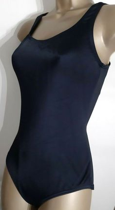 87f4b67a1c2f6 SEXY LADIES LANDS' END BLACK SWIMSUIT SIZE 10 #fashion #clothing #shoes #