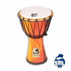 Instrumentos de percussão e acessórios Toca Percussion, compre no Salão Musical de Lisboa ou no website.