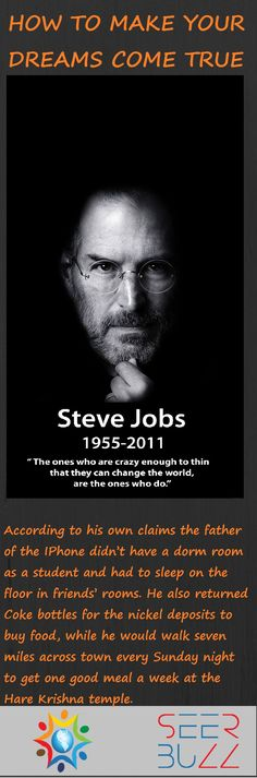 Read More @SeerBuzz.com  #SteveJobs #Apple
