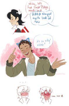 om.... Keith control your gay