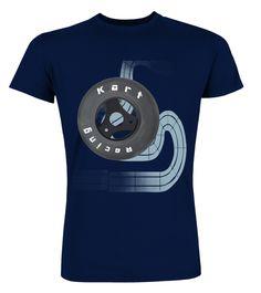 8ad8d03a1 Ein perfektes Shirt für alle Rennsport Liebhaber und Kart-