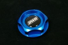 Ford Focus Blackworks Racing Oil Cap (Blue)