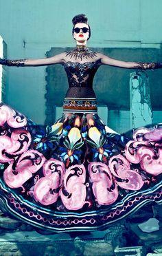 Nicolas Jebran Couture F/W 2013