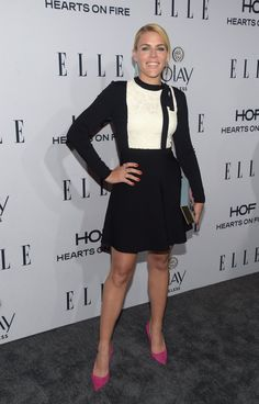 Pin for Later: There Were So Many Powerful Women at Elle's Annual Television Bash  Pictured: Busy Philipps