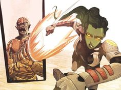 Gamora - Guardians of the Galaxy