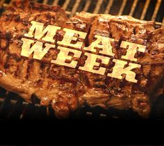 Celebrate Meat Week on Destination America United States Of Bacon, Bbq Pitmasters, Bbq Rub, Best Bbq, Waffles, Grilling, Oven, America, Meat