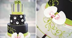 Marry Me Productions  Photo by Photolux Studios  #cake