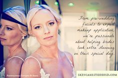 BRIDAL MAKEUP in San Diego. I absolutely LOVE working with brides on their special day. #bridalmakeup #sandiegoweddings   If you're in SAN DIEGO, click on the pic or link to come see me! http://skincarestudiosd.com/bridal-services/