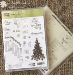 More Stampin' Up! 2017 Holiday Catalog Sneak Peeks! – Stamp With Amy K
