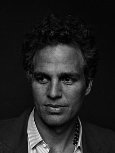 Mark Ruffalo (1967) - American actor, director, producer and screenwriter. Photo by Raphael Mazzucco