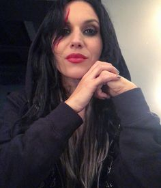 💗💗💗💗💗💗💗💗 ( ・・・ Don't be the result of other people's thinking. It doesn't really matter what they say… Rock Y Metal, Black Metal, Heavy Metal, Ladies Of Metal, Metal Girl, Devon, Vinnie Paul, Cristina Scabbia, Gothic Metal