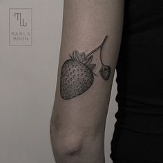 Tasty tatt: 10 Cute food tattoos - Be Asia: fashion, beauty, lifestyle & celebrity news
