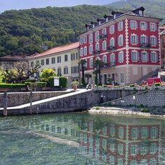Romantisches Hotel im Piemont: Hotel Cannobio - Cannobio, Italien