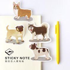 Мои Дорогие Дома Собака Memo Блокнот Блокнот Memo Pad Самоклеящиеся Заметки Закладки Рекламных Подарков Канцтовары