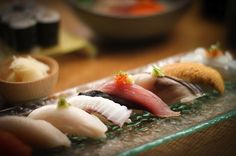 The 11 Best Sushi Restaurants In San Francisco....  I love sushi.