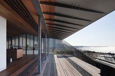 Project:Wind-dyed house , Yokosuka Kanagawa, JP  Office:Kazuhiko Kishimoto / acaa