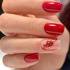 Just paint a random touch on your nails and cover it with bright nail polish. You will find different beauty. The classic case in the article is for your reference. I hope to find more inspiration for your nail design Short Red Nails, Dark Red Nails, Yellow Nails, Bright Nail Polish, Bright Nails, Long Nail Designs, Nail Art Designs, August Nails, Nail Tattoo