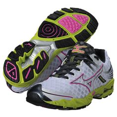 Mizuno Women's Wave Precision 12. best running shoes EVER!