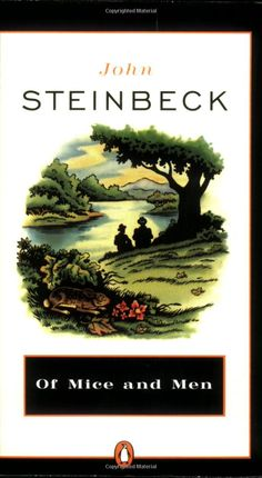 Of Mice and Men: John Steinbeck: 9780749717100: Amazon.com: Books