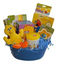 "The perfect Sesame Street gift! Packaged with products from infant to toddler. Comes shrink wrapped and ready for gift giving!   	 		 			 				 					Famous Words of Inspiration...""We should be careful to get out of an experience only the wisdom that is in it - and stop there; lest we be... more details available at https://perfect-gifts.bestselleroutlets.com/gifts-for-holidays/toys-games/product-review-for-sesame-street-baby-big-bird-bucket/"